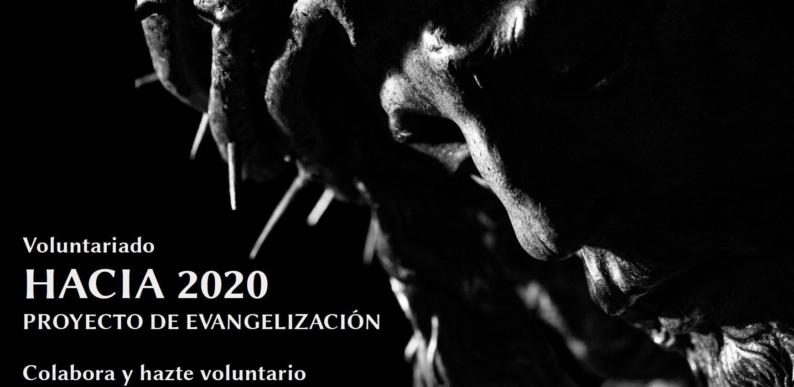 CONVOCATORIA DE VOLUNTARIADO HACIA 2020. APÚNTATE Y COLABORA