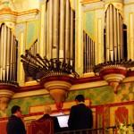 Portada Organo
