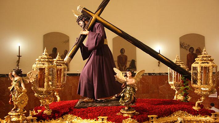 Cordero de Dios, Señor de Sevilla