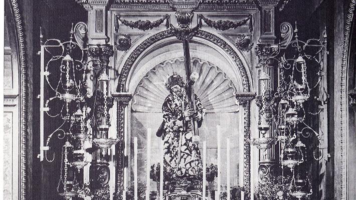 Capilla de la Parroquia de San Lorenzo