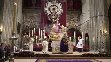 Solicitud de invitación para la Misa Pontifical del IV Centenario del Señor