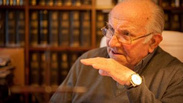 Fallece D. Juan Manuel García-Junco, primer rector de la Basílica de Jesús del Gran Poder