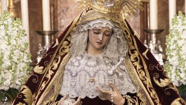 Mes de mayo, mes de la Santísima Virgen María