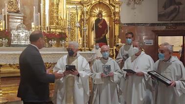 Agradecimiento a los Padres Jesuitas de la casa de Jesús del Gran Poder
