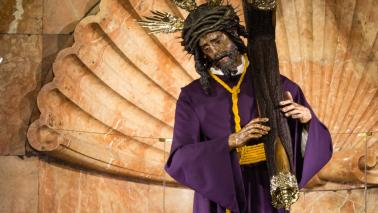 Los Viernes de Cuaresma, Jubileo Plenísimo y Rezo del Santo Vía Crucis a las 20h.