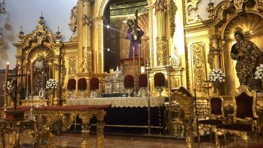 Canal Sur Tv retransmitirá la misa dominical del 5 de julio en el año del IV Centenario del Señor