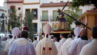 Retransmisión de la Santa Misa en Tres Barrios