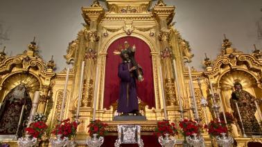 El Señor, más cercano a los fieles en la reapertura de la Basílica