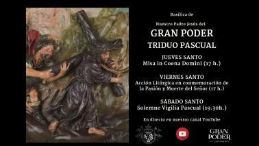 Solemne Triduo Pascual